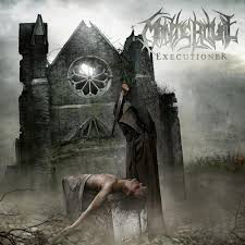 MANTIC RITUAL - EXECUTIONER - CD DIGIPACK