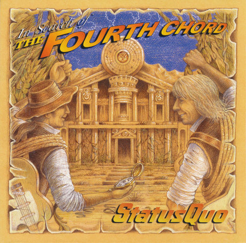 STATUS QUO - IN SEARCH OF THE CHORD - CD