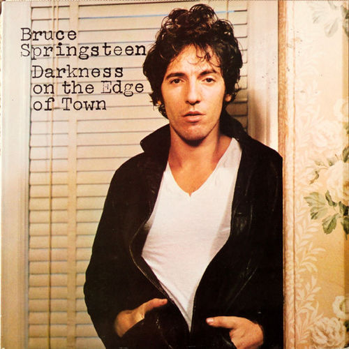 BRUCE SPRINGSTEEN - DARKNESS EN THE EDGE OF TOWN - CD