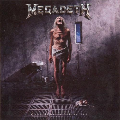 MEGADETH - COUNTDOWN TO EXTINTION - CD