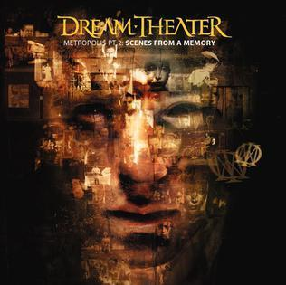 DREAM THEATER - METROPOLIS PT.2:SCENES FROM A MEMORY - CD