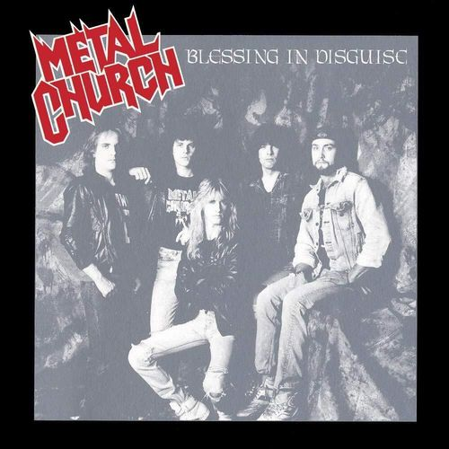 METAL CHURCH - BLESSING IN DISGUISE CD