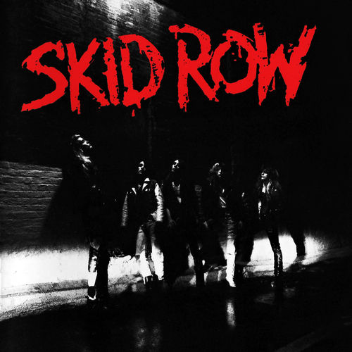 SKID ROW - SKID ROW CD