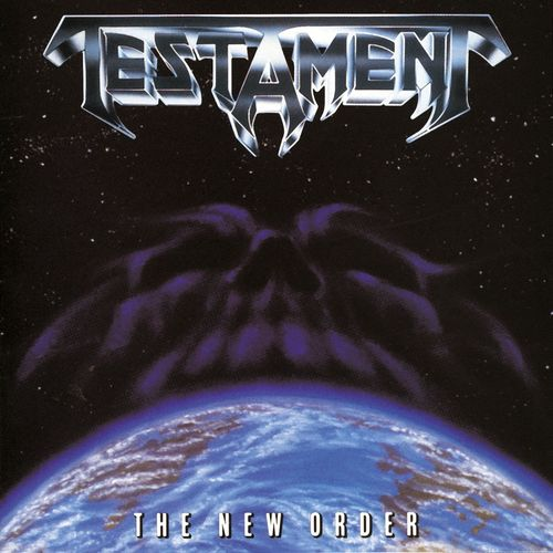 TESTAMENT - THE NEW ORDER CD