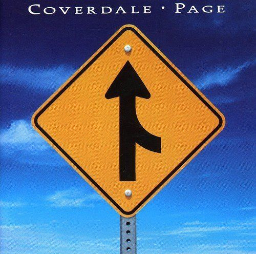 COVERDALE/PAGE CD