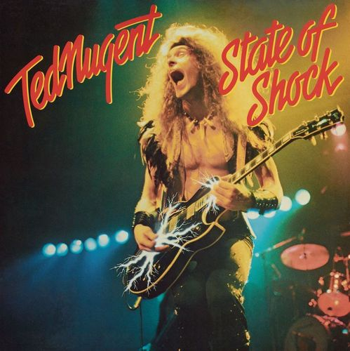 TED NUGENT - STATE OF SHOCK CD