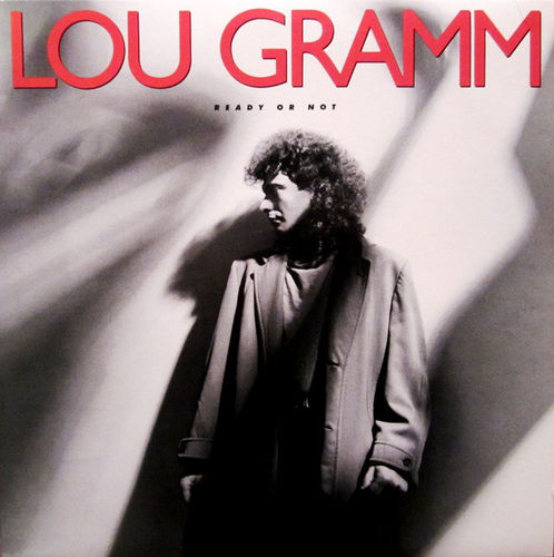 LOU GRAMM  - READY OR NOT CD