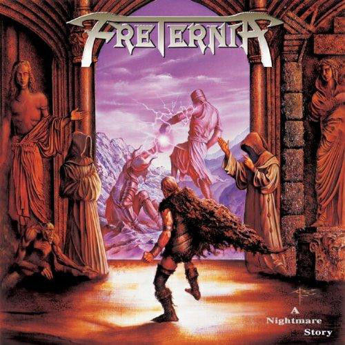 FRETERNIA  - A NIGHTMARE STORY CD