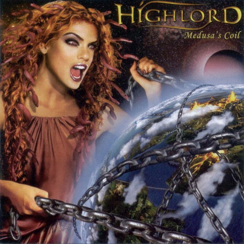 HIGHLORD - MEDUSA'S COIL CD