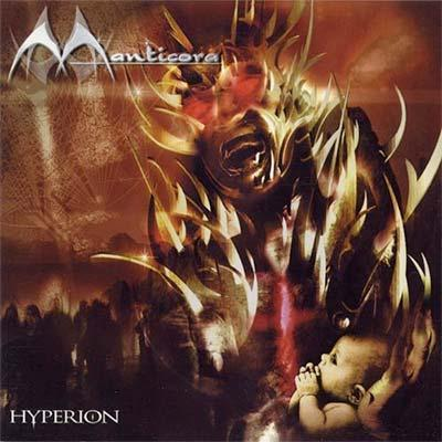 MANTICORA - HYPERION CD