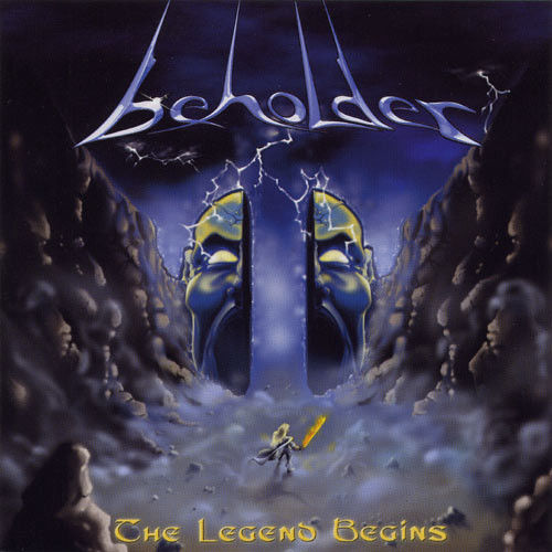 BEHOLDER - THE LEGEND BEGINS CD