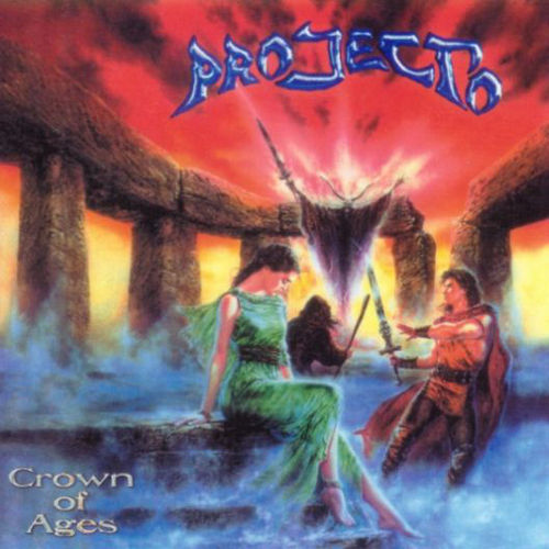 PROJECTO - CROWN OF AGES CD
