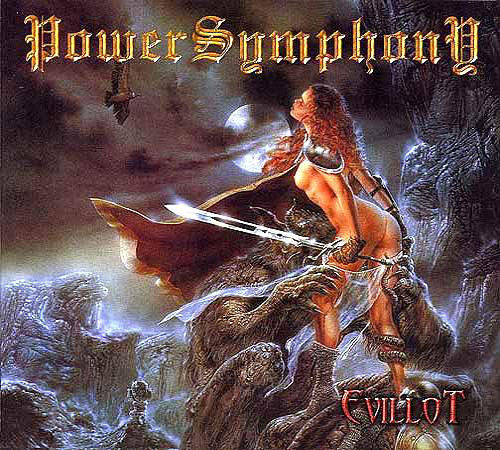 POWER SYMPHONY - EVILLOT CD (Digipack)