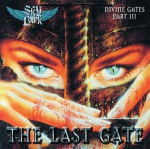 SKYLARK -  DIVINE GATES (Part 3): THE LAST GATE CD