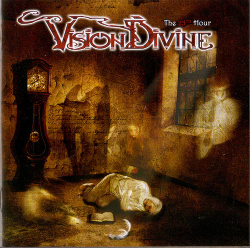 VISION DIVINE - THE 25th HOUR CD