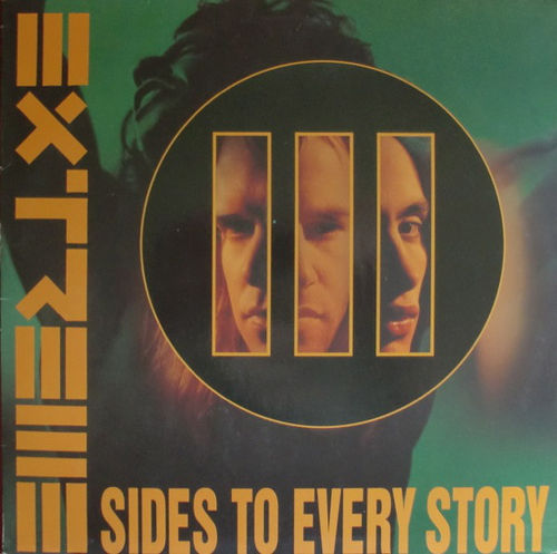 EXTREME - III SIDES TO EVERY STORY CD