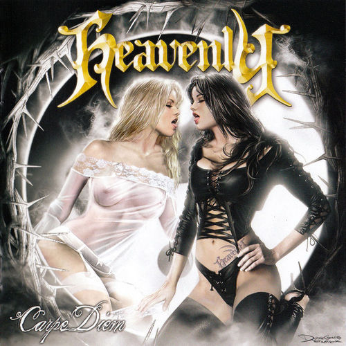 HEAVENLY - CARPE DIEM CD