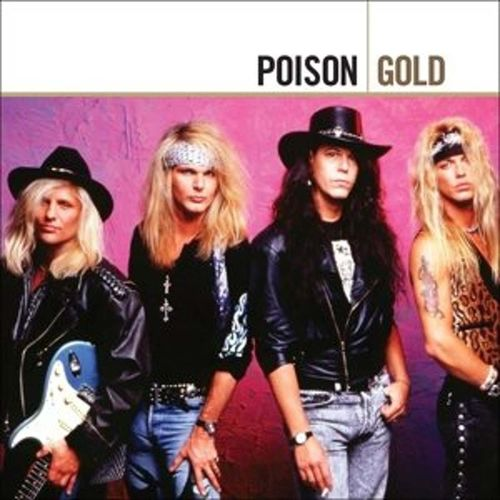 POISON - GOLD (2 CD)