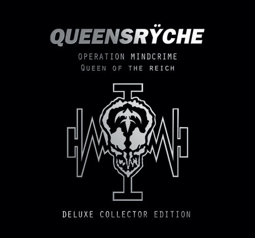 QUEENSRYCHE - OPERATION MINDCRIME/QUEEN OF THE REICH -   BOXSET