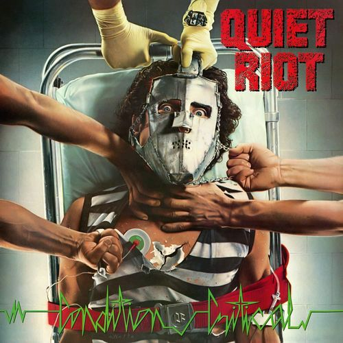 QUIET RIOT - CONDITION CRITICAL CD