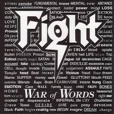 FIGHT - WAR OF WORDS CD