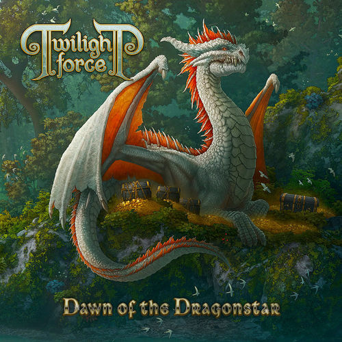 TWILIGHT FORCE - DAWN OF THE DRAGONSTAR CD