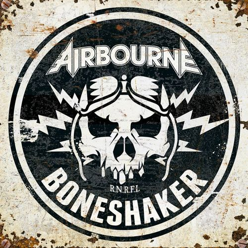 AIRBOURNE - BONESHAKER CD