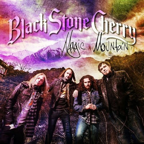 BLACK STONE CHERRY - MAGIC MOUNTAIN CD