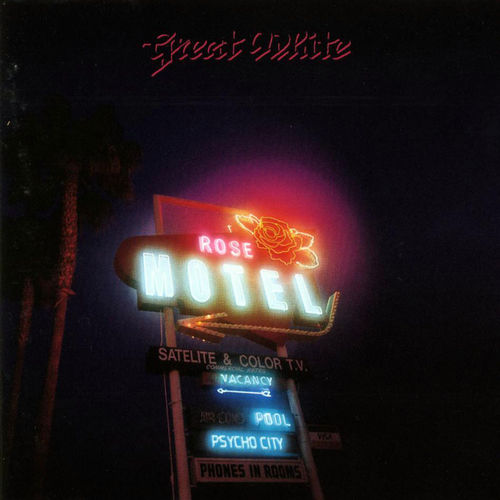 GREAT WHITE - PSYCHO CITY CD