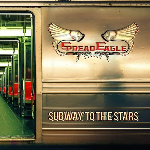SPREAD EAGLE - SUBWAY TO THE STARS CD