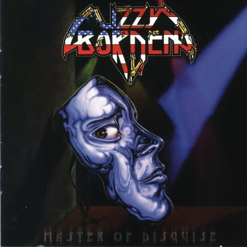 LIZZY BORDEN - MASTER OF DISGUISE CD