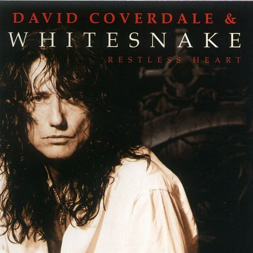 WHITESNAKE - RESTLESS HEART CD