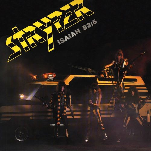 STRYPER - SOLDIERS UNDER COMMAND CD