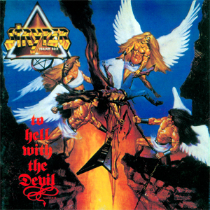 STRYPER - TO HELL WITH THE DEVIL CD