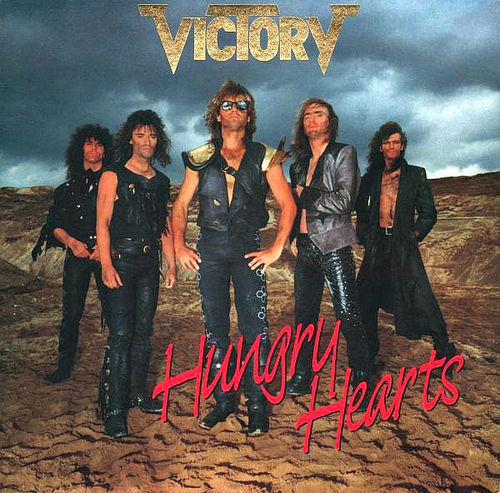 VICTORY - HUNGRY HEARTS CD