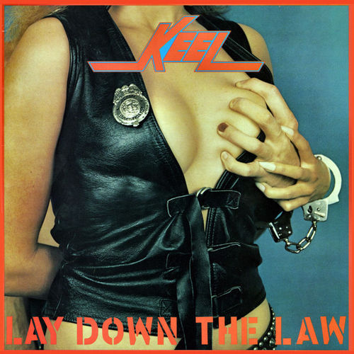 KEEL - LAY DOWN THE LAW CD