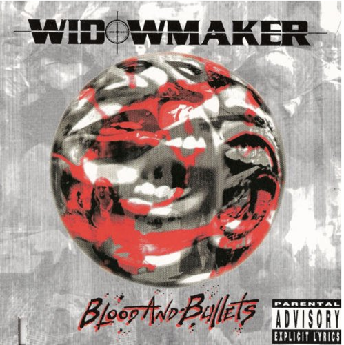 WIDOWMAKER (Dee Snider) - BLOOD AND BULLETS CD