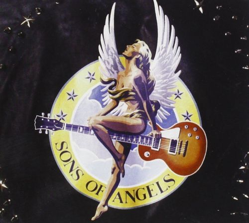 SONS OF ANGLES -  SONS OF ANGELS CD