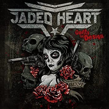 JADED HEART - GUILTY BY DESIGN  CD